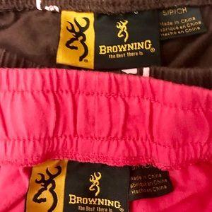 13329df82b Browning Intimates   Sleepwear - Browning pajama pants - 2 pair